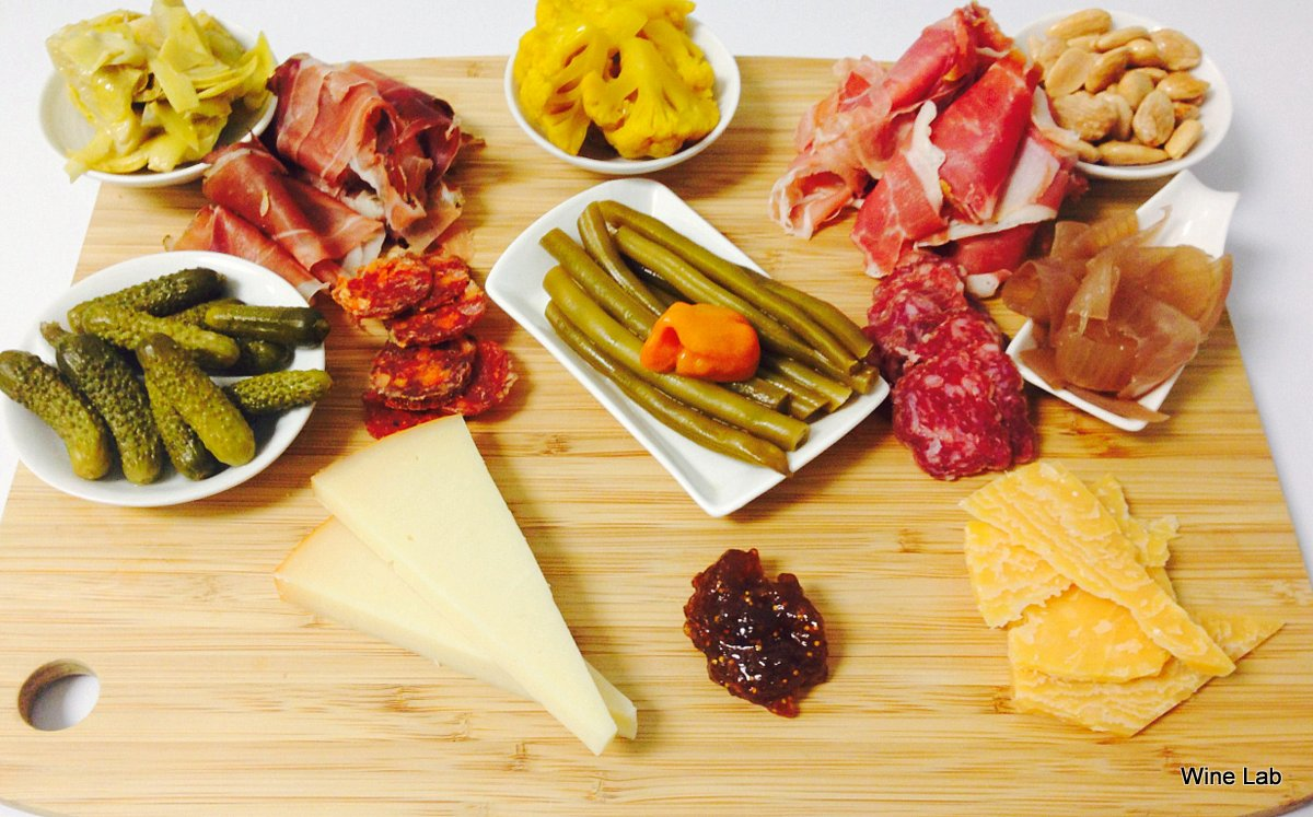 charcuterie & pickled board