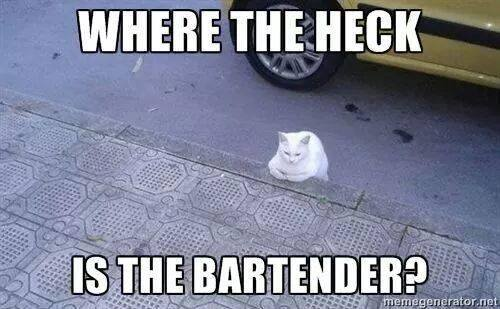 where is the bartender