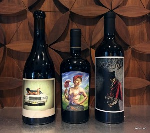 Top Red Wine Flight 2015-04-25