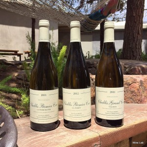 1-Chablis flight 2015-06-05